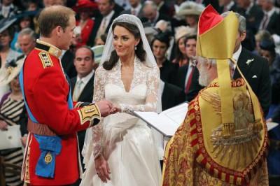 Svatba prince Williama a Kate Middletonové